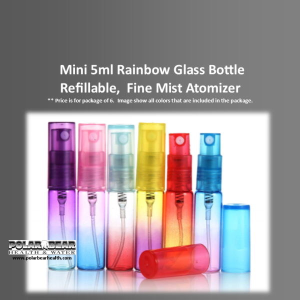 5ml Rainbow Spray 6pk