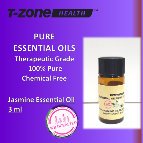Tzone Jasmine wild crafted 3ml