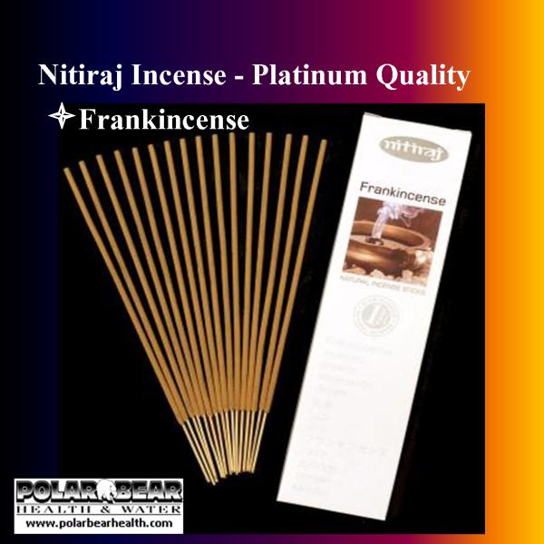 Nitiraj Frankincense 72802