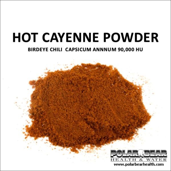 Cayenne Hot 90,000HU