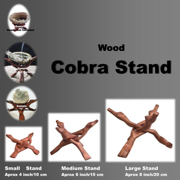 Cobra stands