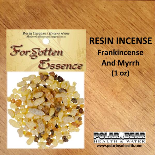 Resin Frank&Myrrh 73330