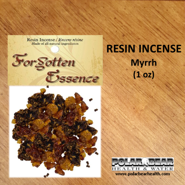 Resin Myrrh 73322