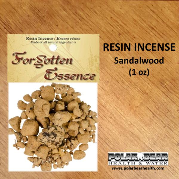 Resin Sandalwood 73326