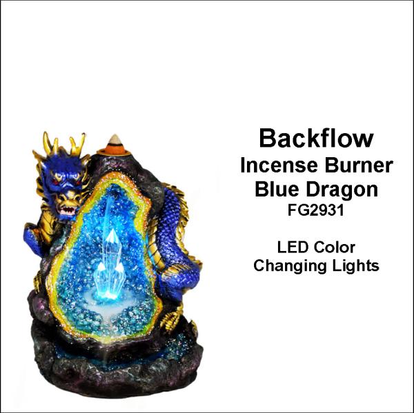 Backflow Blue Dragon FG2931