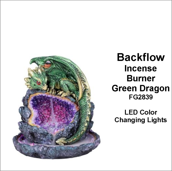 Backflow Green Dragon 13278