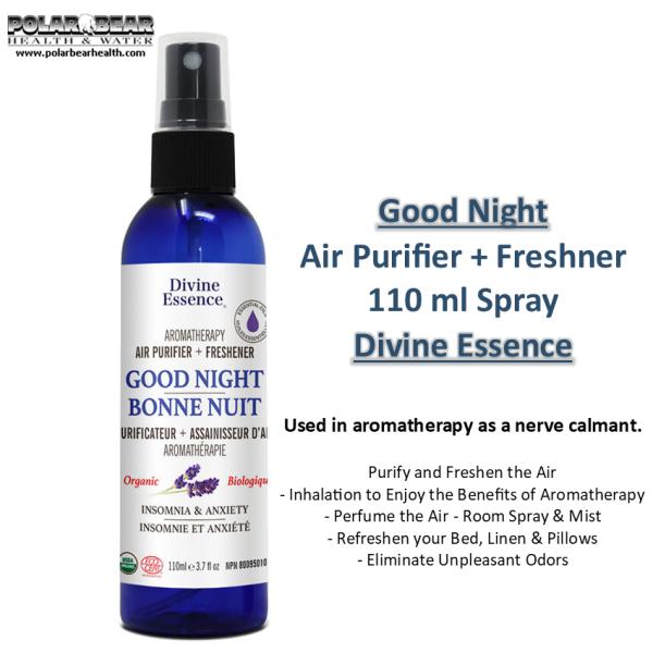 DE Spray Good Night