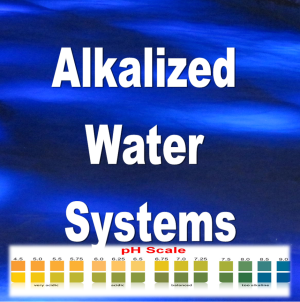 Alkalized Water Systems