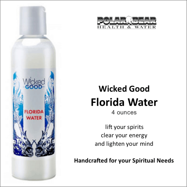 Florida water Wicked Good 4 oz
